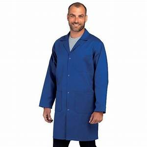 Blouse De Travail Homme : blouse homme coton pressions professionnelle de travail ~ Edinachiropracticcenter.com Idées de Décoration