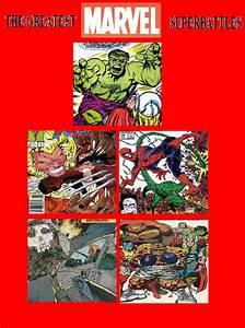 The Greatest Marvel Superbattles By Austria Man On DeviantArt