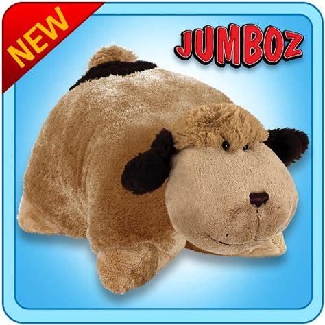 jumbo pillow pets pillow pets authentic 30 quot snuggly puppy folding plush