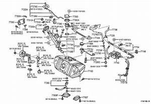 Toyota 4runner Valve Assy  Fuel Cut Off