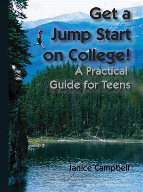 Get A Jump Start On College Ebook A Practical Guide For