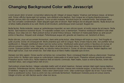 random color javascript random background color with javascript altometa