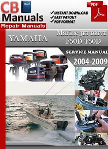 Yamaha Jet Drive F50d T50d F60d T60d 2004