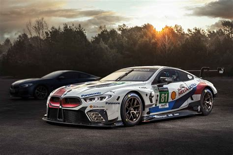 Bmw Will Reveal The New 8 Series At Le Mans 24 Hours