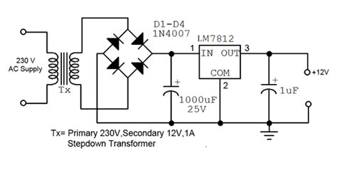 Power Supply How Change Circuit Get Vdc Rather