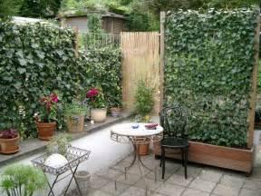 sichtschutz im garten ideen sichtschutz im garten mit rankpflanzen tooltown garten home gartengestaltung ideen modern