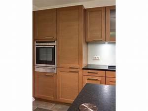 meuble de cuisine moderne en bois idees de decoration With meuble de cuisine moderne