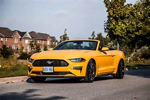 Review: 2018 Ford Mustang EcoBoost Convertible | CAR