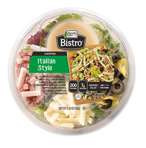Bistro® On the Go Salads - Ready Pac