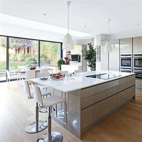 open kitchen islands modern kitchen extensions our of the best 1207