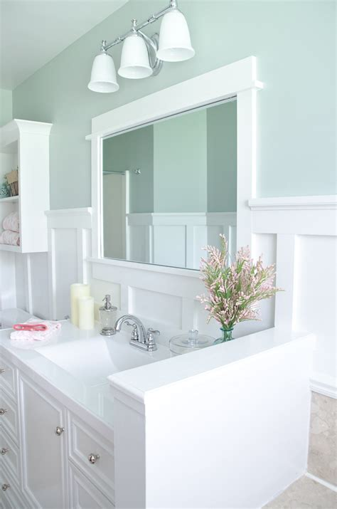 Lowe's Bathroom Makeover  Reveal  The Golden Sycamore