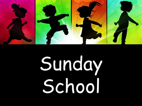Sunday School  Hampton First Baptist Church