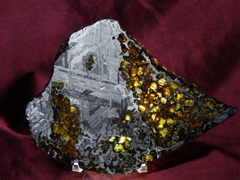 Pallasite Meteorites For Sale
