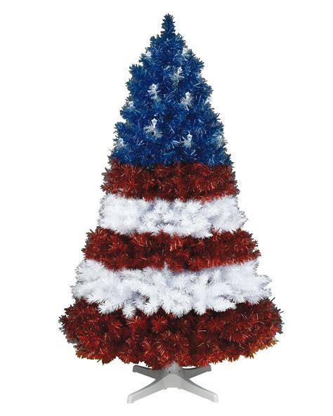 american made artificial christmas trees and stripes tree treetopia