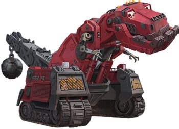 dinotrux characters tv tropes
