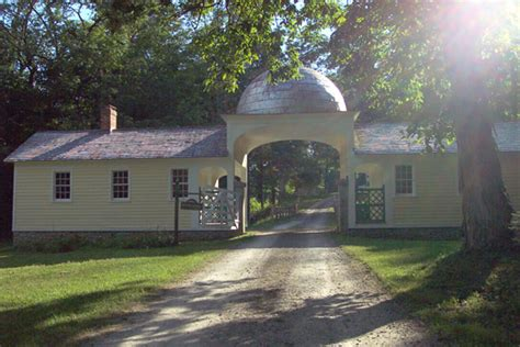 hyde hall  lm townsend catering  cooperstown ny