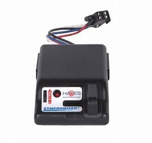 Hayes Towing Electronics 81725 Synchronizer Trailer Brake Controller