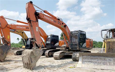 rental excavator bpm group ptbuana prima mulia rental sewa crane jambi alat berat