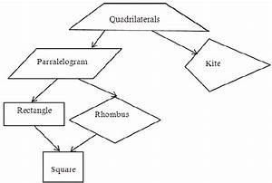 The Relationships Among The Quadrilaterals