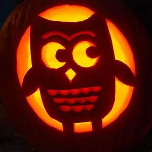 The great pumpkin for Pumpkin carving ideas owl
