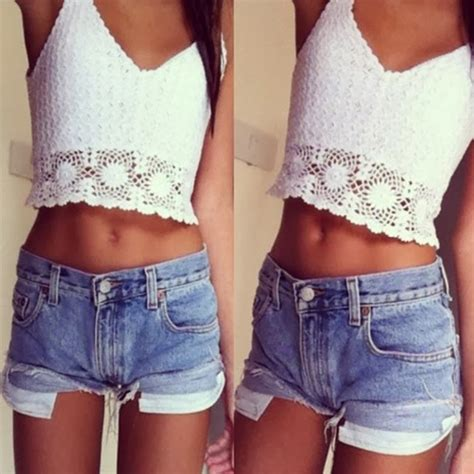 gif planet crop top thinspiration