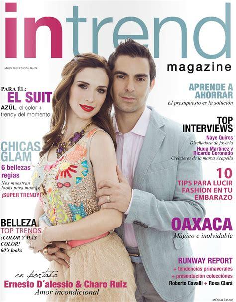 InTrend - Ernesto D'Alessio y Charo Ruiz, amor incondicional