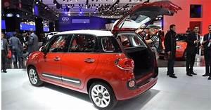Fiat 500 Sport Prix : la fiat 500l pr sente ses tarifs ~ Accommodationitalianriviera.info Avis de Voitures