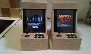 Tabletop Mame Cabinet Plans www redglobalmx org