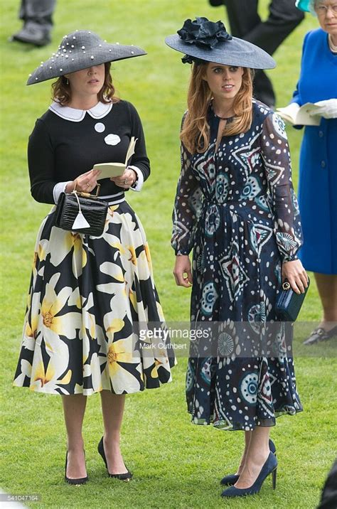 "Princess Beatrice and Princess Eugenie Bemoan The ""Mockery"" They Have Faced 