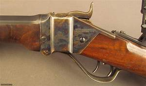 Custom Shiloh S... Sharps Rifle