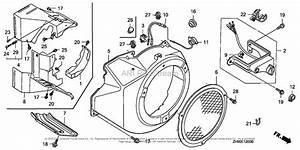 Honda Engines Gx270 Qag2 Engine  Jpn  Vin  Gcab
