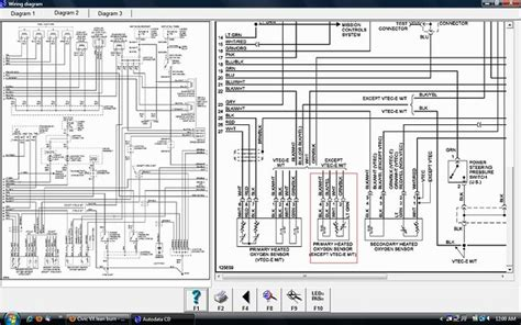 1998 Honda Civic Stereo Wiring Diagram by 1998 Honda Civic Vx 02 Sensor Wiring Diagram Flickr