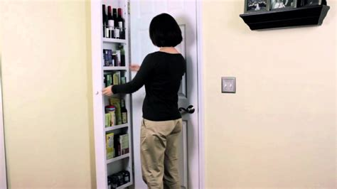 The Door Cabinet Storage by Innovation Award Winning Back Of Door Storage Cabinet