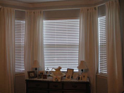 interior curved bay window vertical blinds blindology
