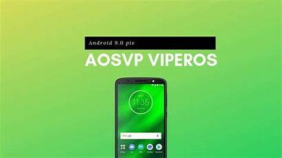 Pie Android G6 Moto Install