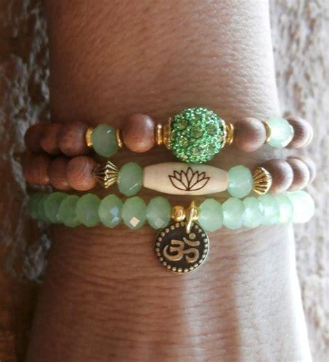yoga bracelet ideas  pinterest diy yoga bracelets womens bracelets  chakra