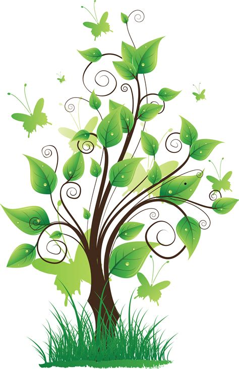 nature clipart transparent background