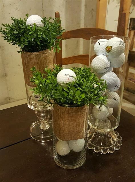 """Collect photographs from the retirees life and have them scanned and running in a loop on a television or computer. """"Simply Graced"""" golf themed retirement """"PAR-TEE!""""   Golf party decorations, Golf theme party ..."""