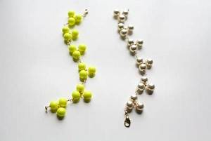 Neon Neutral Triple Cluster Pearl Bracelet Tutorial