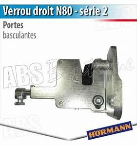 verrou porte basculante debordante hormann serie 2 With pieces detachees pour porte de garage basculante