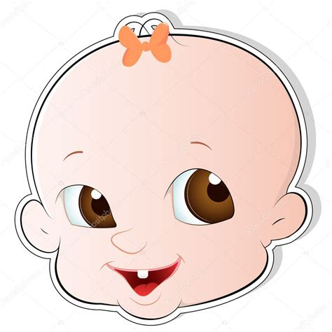 Sorry, your download speed is too frequent, and the system suspects that there is a risk of robot operation. Vector: baby cute face   Cute Baby Face Vector — Stock ...