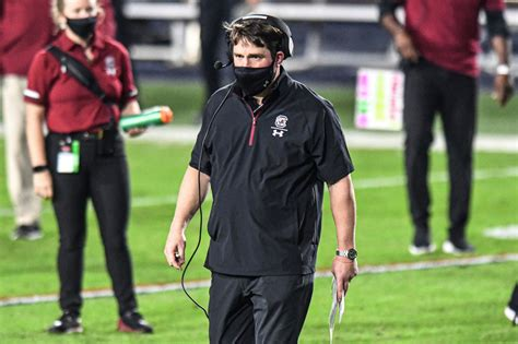 South Carolina fires football coach Will Muschamp | WDHN ...