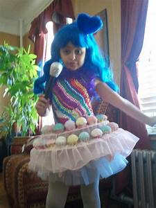 Katy perry costume cupcake dress | Grace birthday | Pinterest