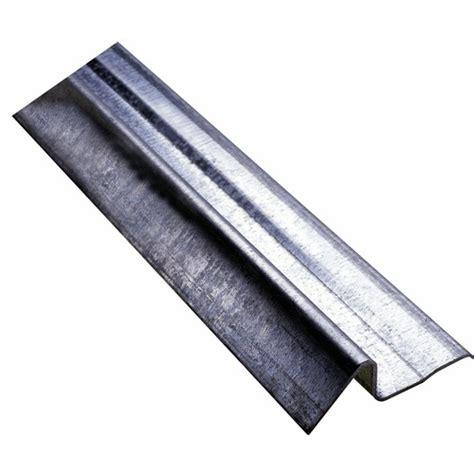 seuil de porte de garage en acier galvanis 233 longueur 3 m bilcocq bricozor