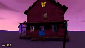 Best Gmod map ever ( courage the cowardly dog map ) - YouTube