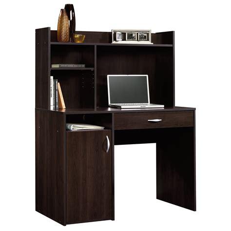 computer desk with hutch walmart beginnings desk with hutch 413084 sauder