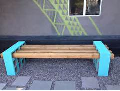 Garden Bench Seating by Diy Outdoor Bench Seat