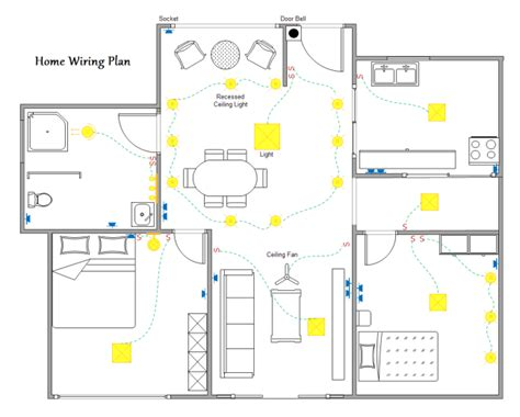 floor plans maker home wiring plan software wiring plans easily