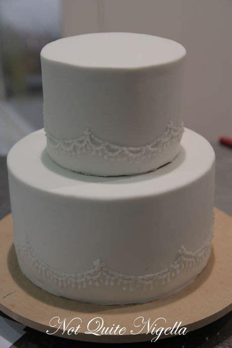 tier wedding cake  faye cahill
