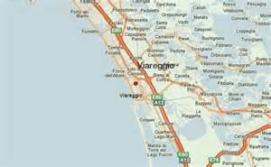 Viareggio Italy Map